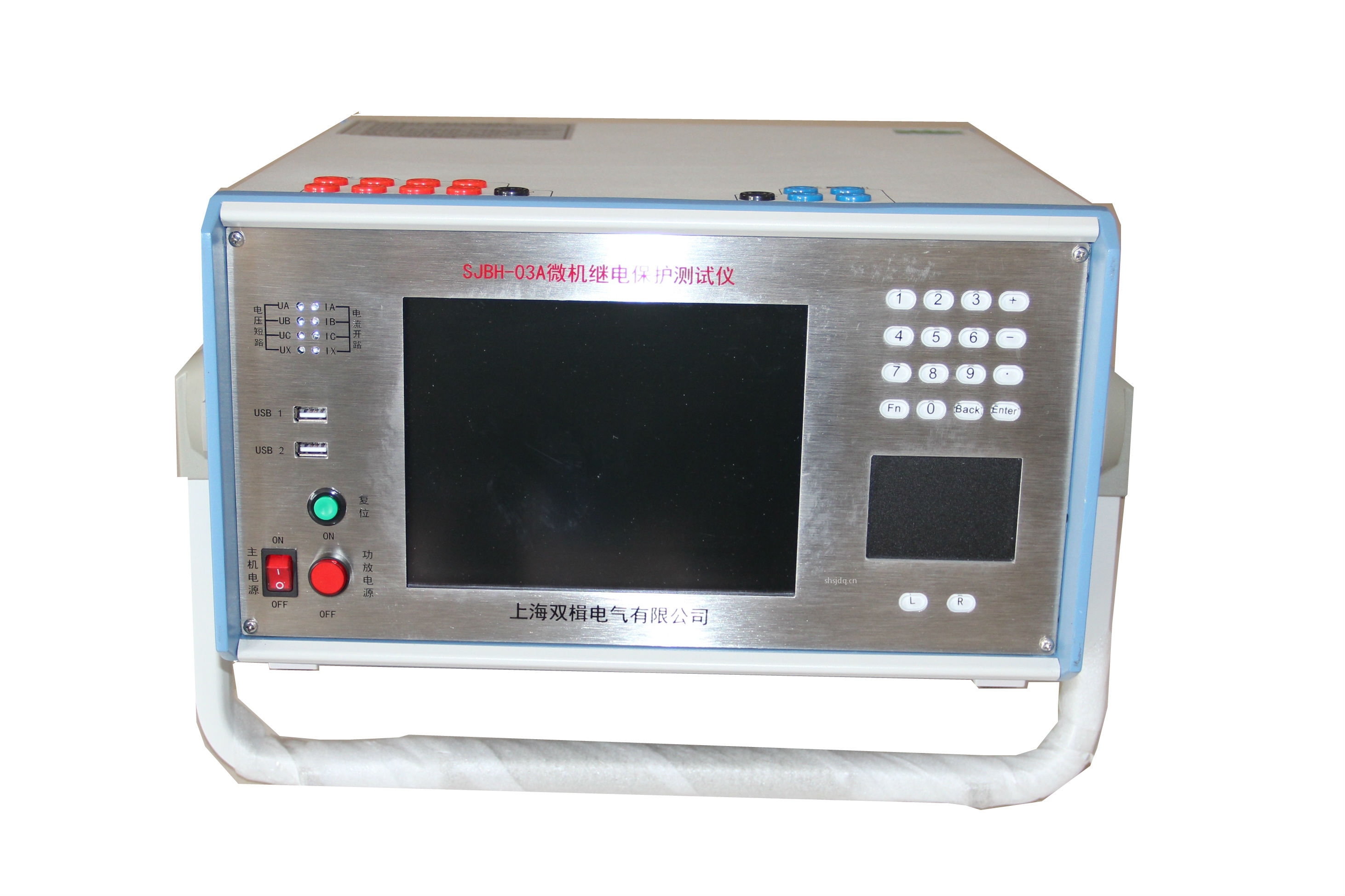 SJBH-03A微机继电保护测试仪